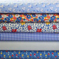 Hope Chest Blue 6 fat quarter bundle